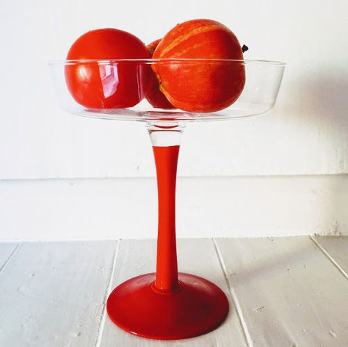 Cake Stand Red